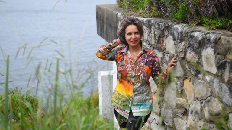 Photographer and artist Tracey Moffatt has been preparing for the Venice Biennale at her Middle Head studio.