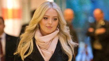 Tiffany Trump, daughter of President Donald Trump.