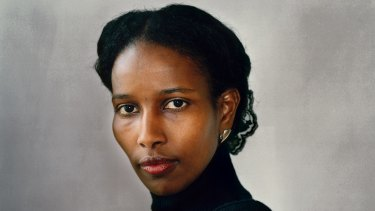Ayaan Hirsi Ali says she hasn't felt since she publicly broke with Islam, the religion of her birth, in 2002.