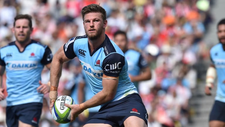 Tough call: Rob Horne has decided that leaving NSW is the right move for his career.