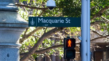Tess Allas, the director of Indigenous programs at the University of NSW Art & Design, said she would love to see Macquarie Street renamed.