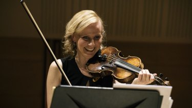 Rachael Beesley says the spirit of Richard Gill is never far away when the orchestra performs.