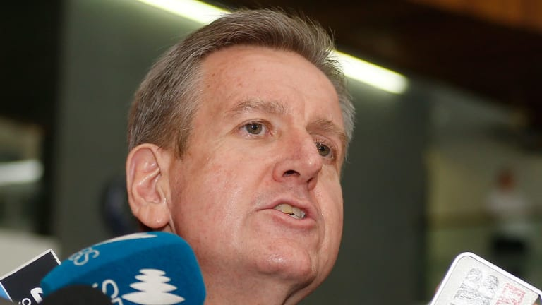 Former NSW premier Barry O'Farrell has conducted a review of illegal offshore gambling.