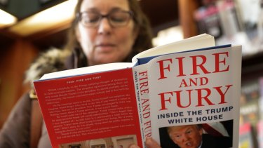 Fire and Fury: Inside the Trump White House has sparked no shortage of reaction - both serious and satirical.