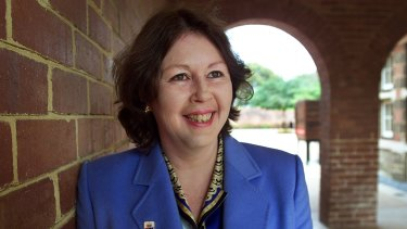 Kerry Jones, executive director of  the Constitution Education Fund Australia.