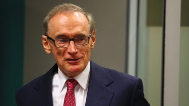 """""""We are going for breakneck population growth"""": Bob Carr."""