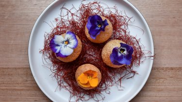 Golgappa (happiness balls) are a welcome to India explosion.