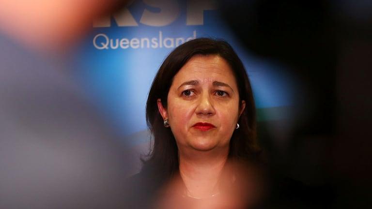 Annastacia Palaszczuk, Queensland's Premier, faced some tough choices and deep internal divisions.