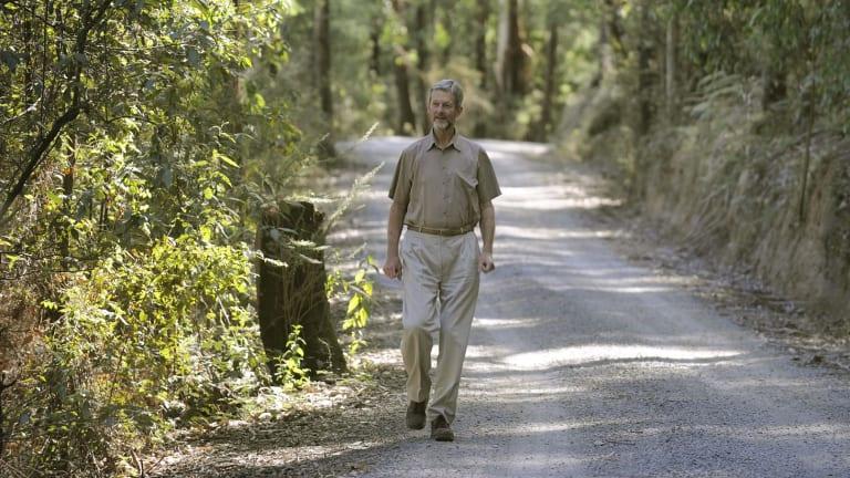 Yarra Waterways Group chairman Rick Houlihan, pictured in 2009.