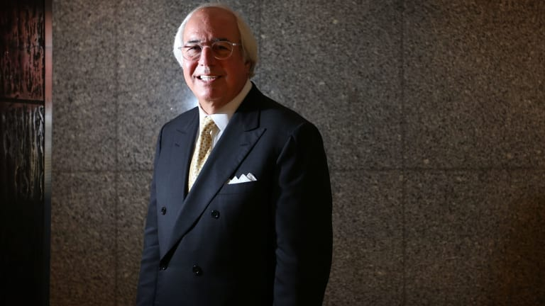 Andrew Gradon's activities have an echo of those of Frank Abagnale, pictured, who was depicted in the movie Catch Me If You Can.