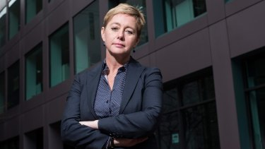 Chief executive of Australian Council of Superannuation Investors Louise Davidson.