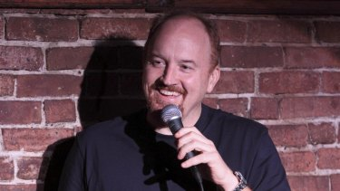 Louis CK admitted to having masturbated in front of women.