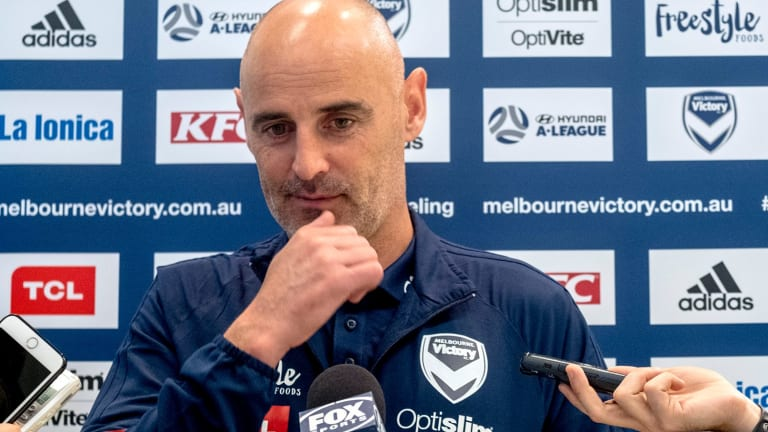 Kevin Muscat is excited about Melbourne Victory's ACL campaign.