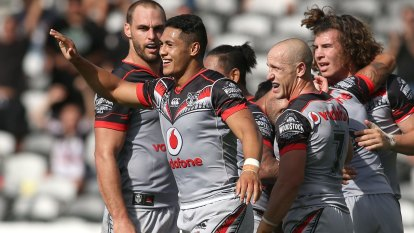 Roger Tuivasa-Sheck breaks Roosters hearts in golden point win