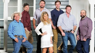 Country reality dating show