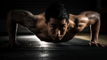 David Peng is the founder of Muay Thai Body Fit in Melbourne.