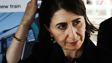 NSW Premier Gladys Berejiklian confirmed in February her government planned to follow through on Sydney council mergers.