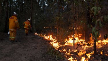 Rural Fire Service and other fire authorities have had a busier than usual start to the bushfire season.