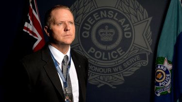 Detective Inspector Jonathan Rouse.