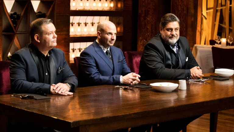 MasterChef invites viewers to watch contestants succeed.