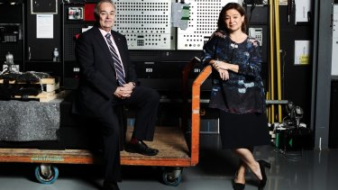 """She's pushing it faster thank Mark did,"" says ABC chairman James Spigelman of the change being instituted by managing director Michelle Guthrie."