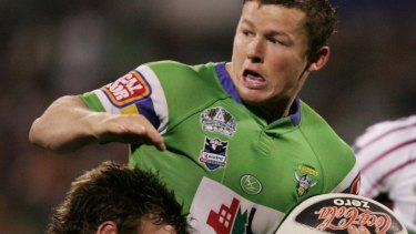 Todd Carney won't be back in lime green.