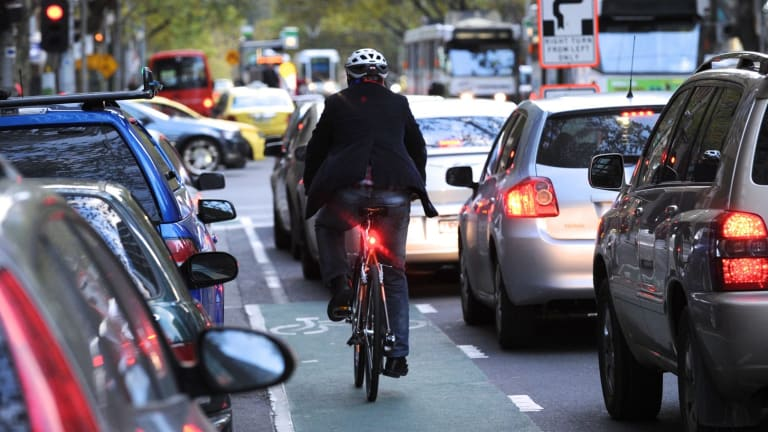 The public transport strike is a great reason to get on your bike.