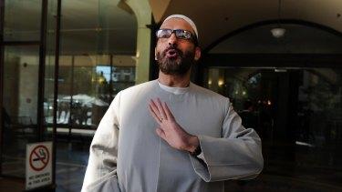 Sydney siege gunman Man Haron Monis, pictured in 2011.