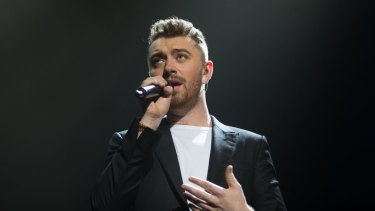 Sam Smith's songs are ready-made for hairbrushes, showers and top-of-the-lungs car singing.