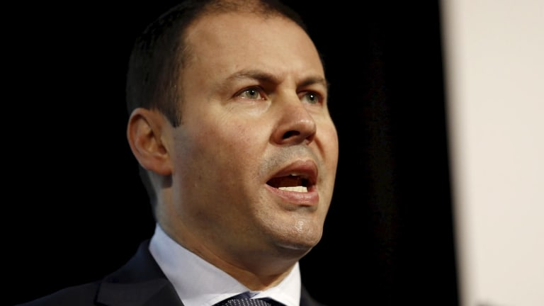 Assistant Treasurer Josh Frydenberg wants business to pay $260 million to fund ASIC.