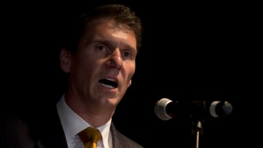 """Cory Bernardi has successfully set up an inquiry into the """"third party certification of food""""."""