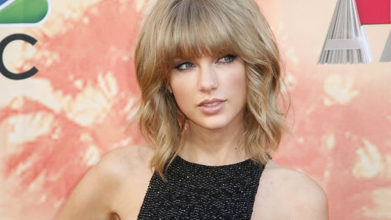 At 25, Taylor Swift is the youngest on the list.