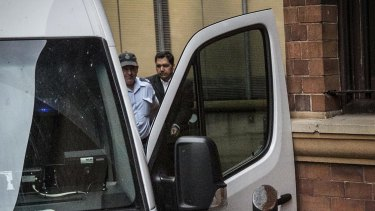 Adeel Khan is on trial in the NSW Supreme Court.