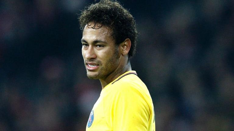 Going nowhere: Neymar has no reason to leave Paris Saint Germain.