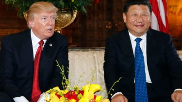 "The fickle Florida ""bromance"" three months ago between Trump and Xi is dead and the leaders of the world's two biggest economies and military powers are poised for a testy dialogue."