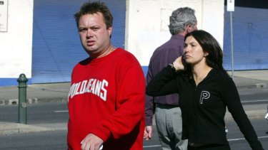 Carl and Roberta Williams in 2004.