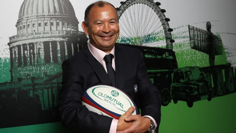 Eddie Jones has a dossier on New Zealand.