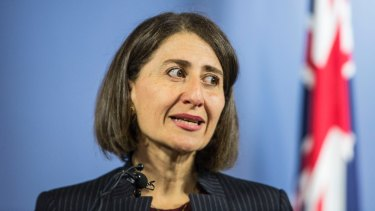 NSW Premier Gladys Berejiklian won't be speaking out to stop the sale of the Sydney GPO.