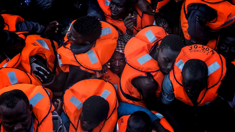 MSF's three central Mediterranean boats have rescued and assisted 19,643 people since operations launched in June.