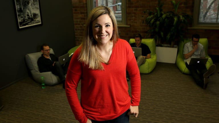 Envato co-founder and executive director Cyan Ta'eed.