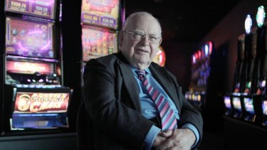 Billionaire pokies king Len Ainsworth says he expects to build on his previous philanthropic work by handing some of the money to health research, while also sharing part of the windfall with his family.