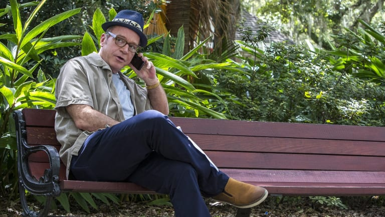 Tom Arnold is the big overseas star in the jungle this year.