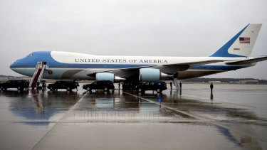 Air Force One is due for a major security upgrade.
