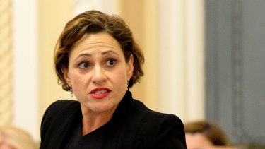Jackie Trad had previously declined to launch a review but that changed when Local Government Managers Australia got in touch.