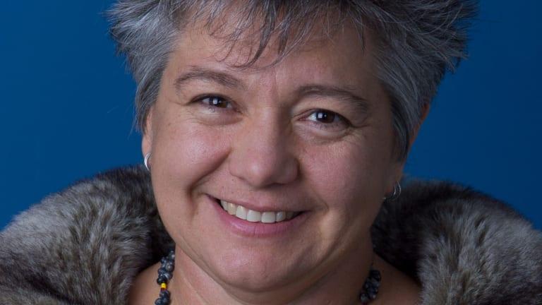 Emerging Writers' Festival Ambassador Melissa Lucashenko.