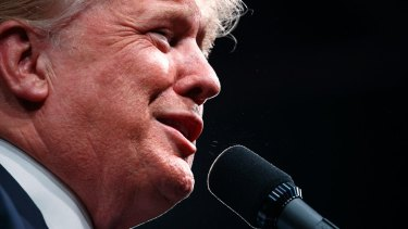 Republican presidential candidate Donald Trump: a menace to democracy itself?