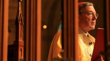 Cardinal Pell in 2012.