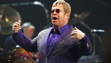 Elton John fell ill after his recent South American tour.