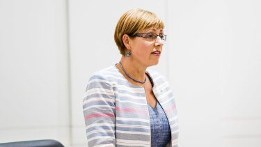 SHOUT unsuccessfully lobbied Disability Minister Rachel Stephen-Smith for a lifeline.
