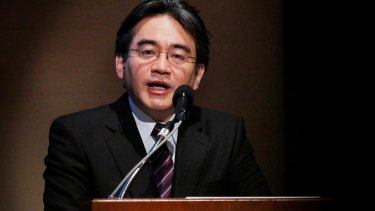 Nintendo president Satoru Iwata said expanding the smartphone business will increase chances for success in emerging markets.